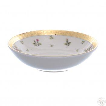 Набор розеток 11 см falkenporzellan constanza cream - primavera gold
