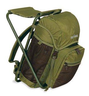 Складной рыбацкий рюкзак-стул  fisherstuhl 20л