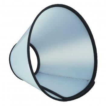 Защитный воротник trixie, на липучке, размер s, 25-32 см/12 см
