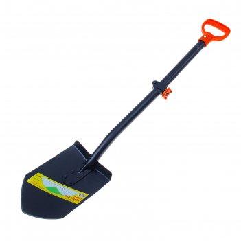 Лопата копанец-авто (со складным черенком)