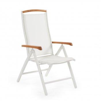 Кресло складное brafab andy w teak, садовая мебель