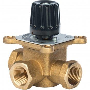 Клапан смесительный stout svm-0003-011502, трех ходовой, 1/2, kvs 2,5