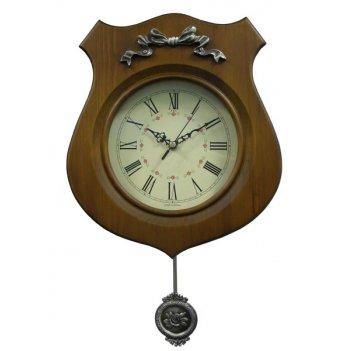 Настенные часы с маятником b&s sa 2214
