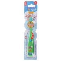 Детская зубная щётка longa vita забавные зверята музыкальная, 3-6 лет