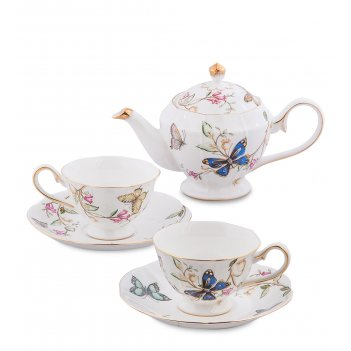 Jk- 50 чайный набор на 2 перс.райский уголок (pavone)