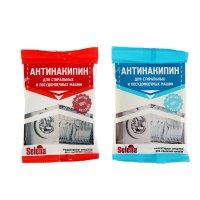 Антинакипин selena для стиральных и посудомоечных машин, 100 г