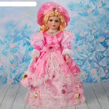 Кукла коллекционная эдита 40 см