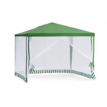 1036 green glade садовый тент шатер (беседка) 3х3х2,5 м