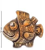 Kk-115 фигурка рыба теплые моря шамот