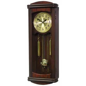 Настенные часы с маятником sinix 2011ga