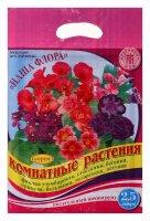 Почвогрунт для комнатных растений 2,5 л (1,5 кг) фиалка