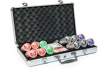 Покерный комплект на 300 шт poker nuts 12гр