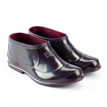 Галоши женские, цвет фиолетовый, размер 39