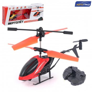 Woow toys вертолёт радиоуправляемый крутой вираж, микс, №sl-02648