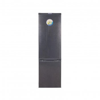 Холодильник don r-295 g, 360 л, класс а+, двухкамерный, цвет графит