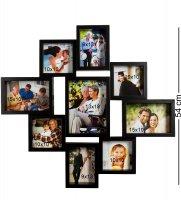 Chk-130 фоторамка настенная семейная история на 9 фото