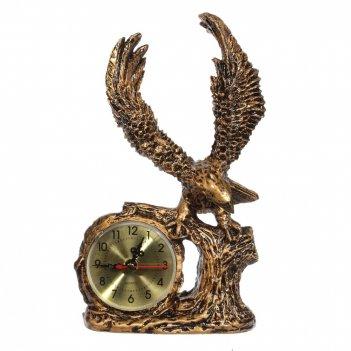 Часы настольные декоративные, l15 w6 h26 см, (1хаа не прилаг.)