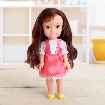 Кукла даша, в платье