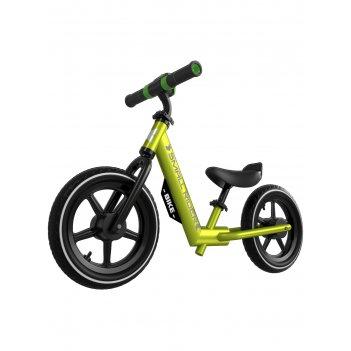 Детский модульный беговел с ревом мотора small rider roadster x plus (зеле