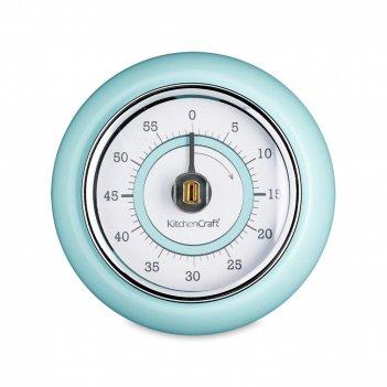 Таймер кухонный на 60 минут, размер: 7,5 х 3 см, материал: металл, цвет: г