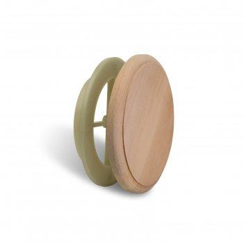 Клапан alder wood, d 100 мм, термопластик, ольха