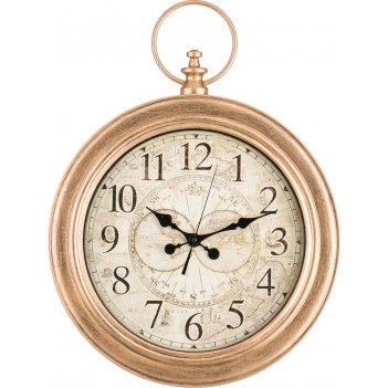 Часы настенные кварцевые italian style 62*46*8 см.диаметр циферблата=34 см