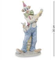 Cms-23/57 статуэтка клоун (pavone)