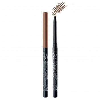 Карандаш для глаз belita lab colour perfect eyeliner, механический, тон 03