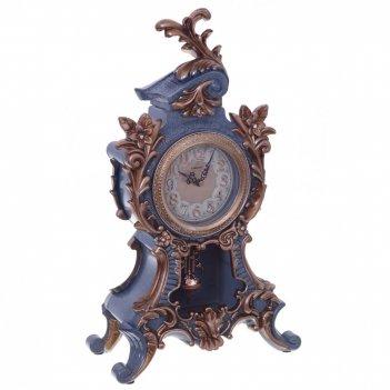 Часы настольные декоративные, l27 w13,5 h47 см,  (1хаа не прилаг.)