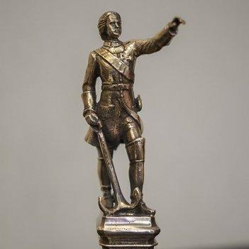Скульптура  петр i