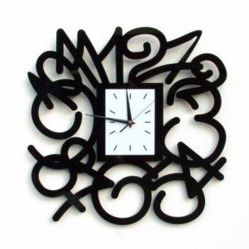 Часы времянной взрыв cl164 41х41см