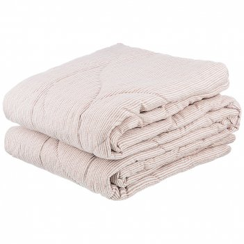 Одеяло lana soft 142*205 см микрофибра,50% овечья шерсть,50% силикон. воло