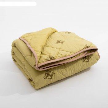 Одеяло  в чемодане 200х220  см, пэ/овечья шерсть , 300г/м2