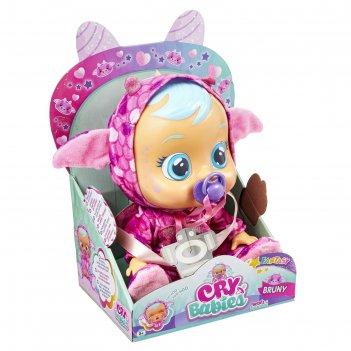 Кукла интерактивная плачущий младенец bruny серия fantasy, 31 см 99197