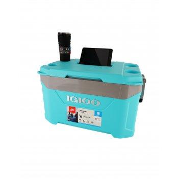 Изотермический контейнер igloo latitude 50 aquamarine