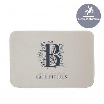Коврик для ванной bath rituals