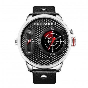 Наручные часы мужские михаил москвин gepard, модель 1224a1l1