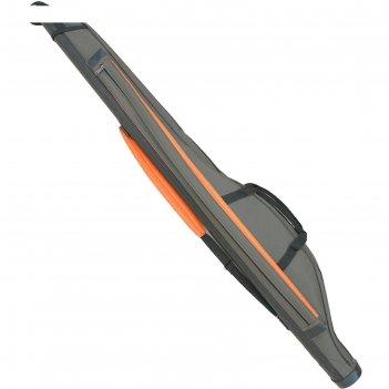 Полужёсткий чехол для спиннингов, длина 135 см