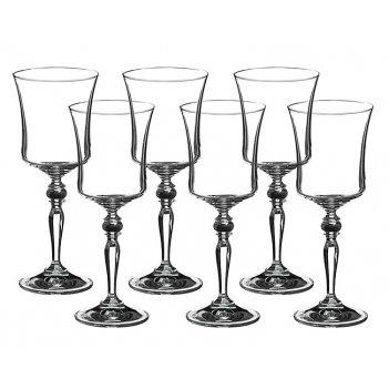 Набор бокалов для вина из 6 шт. грейс 250 мл.