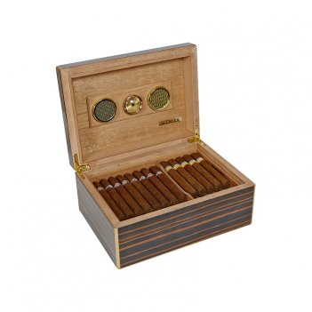 Хьюмидор artwood сlassico на 75 сигар, арт. aw-01-025