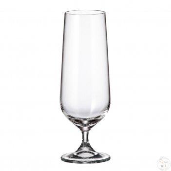Набор бокалов для пива crystalite bohemia strix/dora 380 мл(6 шт)