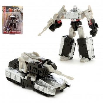 Робот-трансформер «роботанк»