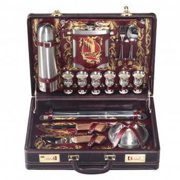 Набор подарочный «алый парус» (6 персон)