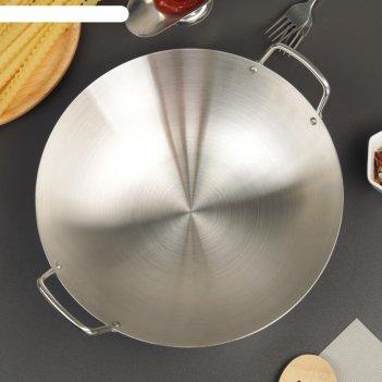 Сковорода-wok 29,5 см chief