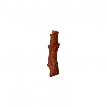 Игрушка petstages mesquite dogwood для собак,маленькая, с ароматом барбекю