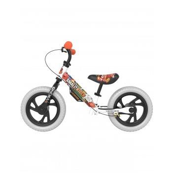 Детский беговел small rider motors (cartoons eva, викинг)