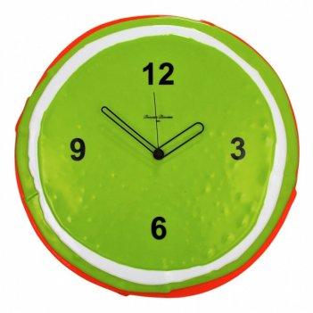 Green часы giove муран.стекло,зеленые