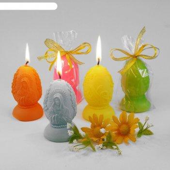 Пасхальная свеча богородица, микс