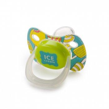 Baby pacifier соска-пустышка с колпачком возраст: от 12 месяцев