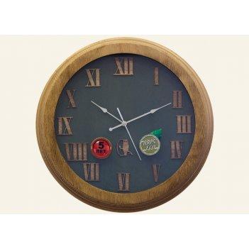 Часы настенные d40-271